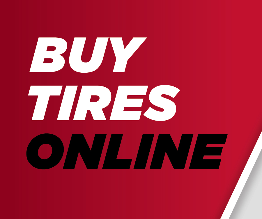 Purchase Tires online, Today!